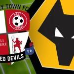 wley Town vs Wolves